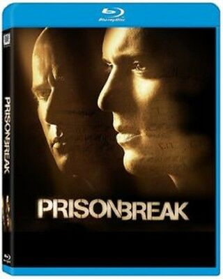 Prison Break New Series Event (Wentworth Miller) New Blu-ray Region B