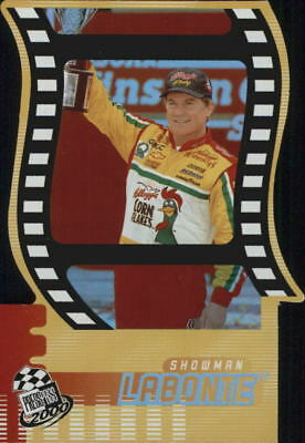 2000 Press Pass Showman Die Cuts #SM16 Terry Labonte - NM-MT