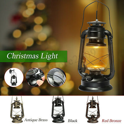 Retro Industry Vintage Rustic Lantern Lamp Wall Sconce Light Fixture Outdoor E27