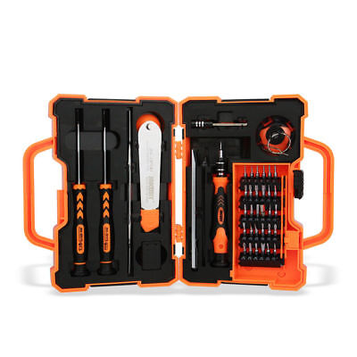 Jakemy 45 in 1 Universal Repair Tool Box for iPhone Samsung Huawei HTC One plus