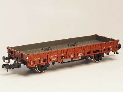 Marklin Scale gauge I Flat car  1:32 DB Sprung buffers and metal wheels
