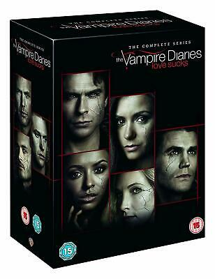 The Vampire Diaries the Complete Season 1 2 3 4 5 6 7 8 New Region 4 DVD