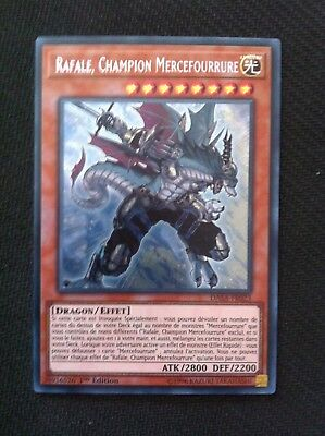 Yu-Gi-Oh Rafale, Champion Mercefourrure : DASA-FR023 -VF/Secret Rare-