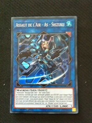 Yu-Gi-Oh  Assaut de l'Air - As - Shizuku (LINK-1) : DASA-FR028 -VF/Super Rare-