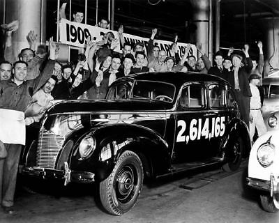 1939 Hudson Factory Photo c7935-FAF8G5
