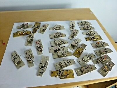 Clock platform escapement  x30  job lot