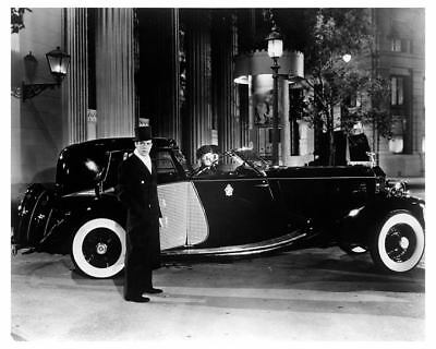 1936 Rolls Royce Factory Photo c8493-5SGFNW