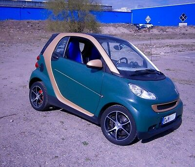 Smart Fortwo Coupe 2007 451 0.8 cdi mit Servolenkung