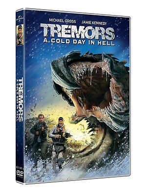 Dvd Tremors: A Cold Day in Hell - (2017) .....NUOVO
