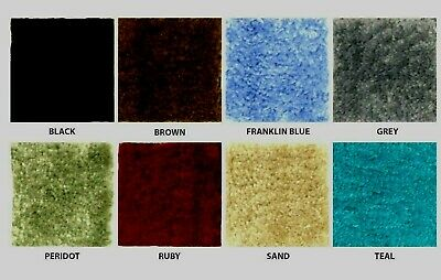 """""""wall To Wall""""  Bath Carpet-Rugs--Cut To Fit--Pick From 7 Colors !! Size = 5 X 6"""