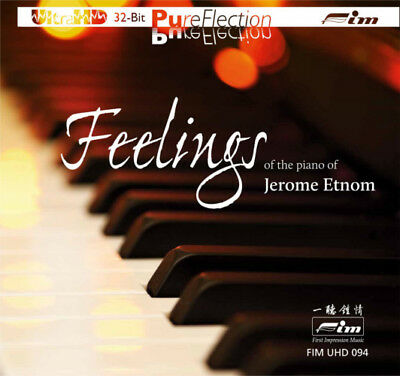 FIM | Feelings Of The Piano Of Jerome Etnom Ultra HD CD