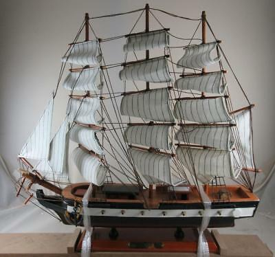 **DAMAGED**  USS CONSTITUTION Ship Model Old Ironsides Tall Ships Boat Models