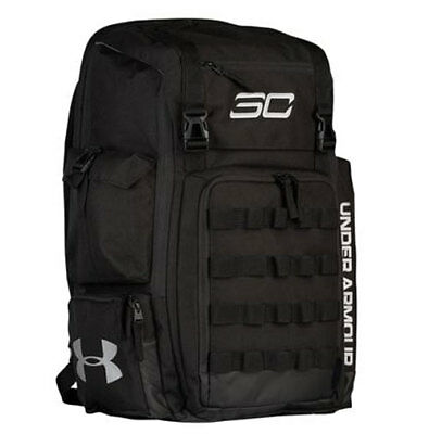Under Armour SC30 Backpack Black 1262140