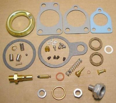 Rebuild Kit for Harley Linkert Carb with Bowl Nut Knucklehead ~ Panhead Brass