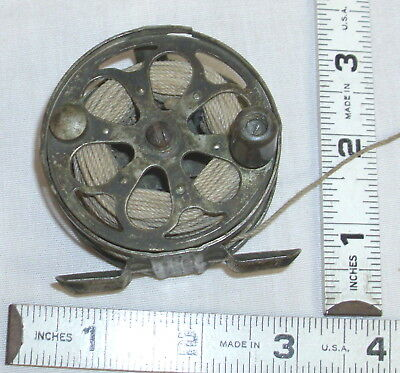 Feather Light Antique Fly Fishing Reel