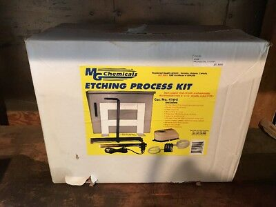 MG Chemicals 416-E Professional Etching Process Kit