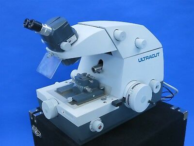 AO Reichert Jung Leica Ultracut Ultratome Microtome 701701