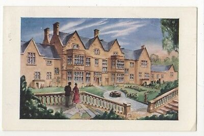 Westerness Hotel North Berwick East Lothian 1956 Postcard 835b