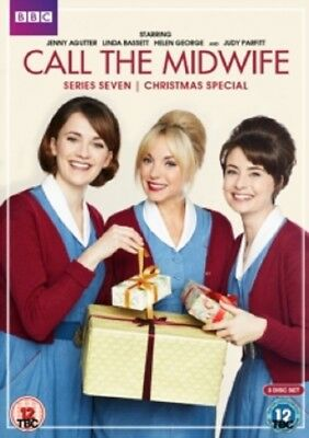 Call the Midwife Season 7 Series Seven Seventh New DVD Box Set Region 4 IN STOCK
