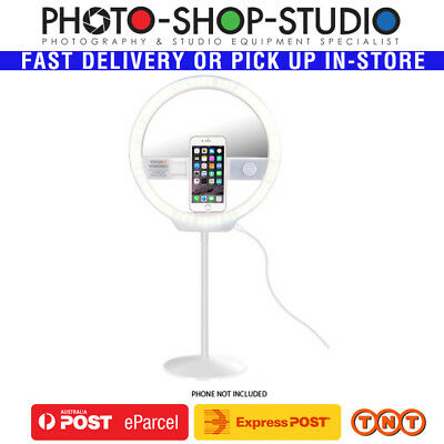 Yongnuo YN128II Ring LED Light 3200-5500K (Halo, Beauty, Mirror) *Aus stock*