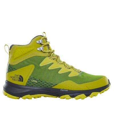 1f12096cfe The North Face M Ultra Fastpack III Mid GTX citronelle green/zinc grey