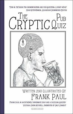 Cryptic Pub Quiz by Frank Paul (Hardback, 2017)
