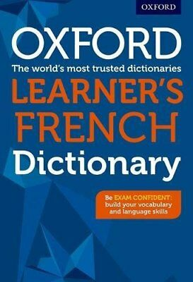 Oxford Learner's French Dictionary by Oxford University Press (Mixed media...