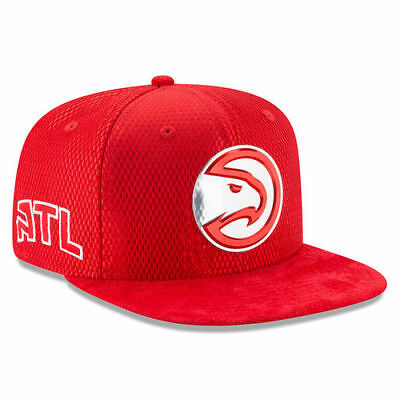 Atlanta Hawks New Era Youth 2017 NBA Draft Official On Court Collection  9FIFTY be12398cf566