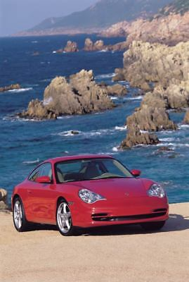 2002 Porsche 911 996 Carrera Cabriolet Factory Photo m185-S92YAP
