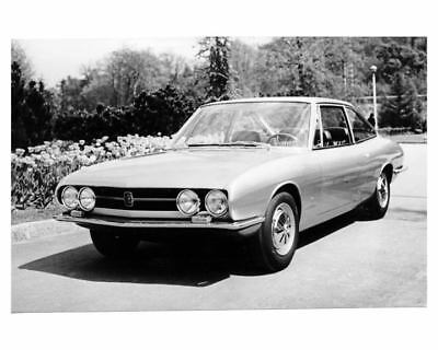 1967 Isuzu 117 Ghia Factory Photo m1971-9C3W1D