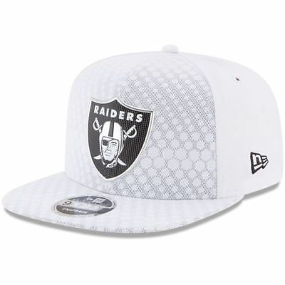 Oakland Raiders New Era Youth 2017 Color Rush 9FIFTY Snapback Adjustable Hat  - 1d09e67f2be6
