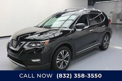 Nissan Rogue SL 4dr Crossover Texas Direct Auto 2017 SL 4dr Crossover Used 2.5L I4 16V Automatic FWD SUV Bose