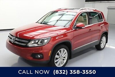 Volkswagen Tiguan AWD 2.0T SE 4Motion 4dr SUV Texas Direct Auto 2016 AWD 2.0T SE 4Motion 4dr SUV Used Turbo 2L I4 16V AWD SUV