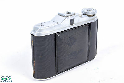 Agfa Isolette II With 85mm F/4.5 Agnar Folding Camera