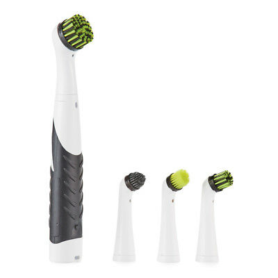 5-Piece Super Sonic Cleaning Brush Set, by Collections Etc