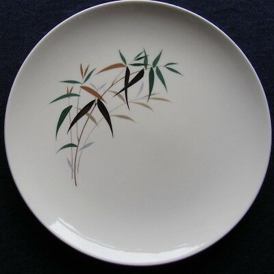Royal Doulton D6446 Bamboo 26.5cm Plate - Please See Photos