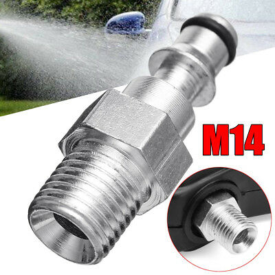 Quick Connect Pressure Washer Gun Adapter X M14 Power Hose Fitting For Lavor VAX