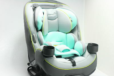 Safety 1st Grow and Go 3 in 1 Convertible Car Seat Vitamint Machine Washable