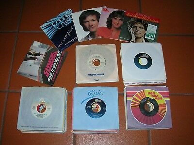 """7"" - 120 Stk. SINGLES - US-Pressungen - ROCK - POP - COUNTRY - SOUL"