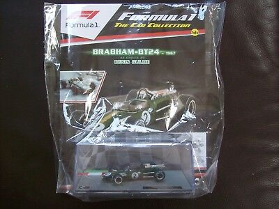 Formula 1 The Car Collection Part 56 Brabham BT24 1967 Denis Hulme
