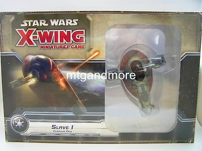 Star Wars X-Wing Miniatures  Slave I Expansion