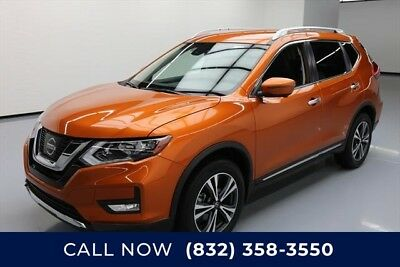 Nissan Rogue AWD SL 4dr Crossover Texas Direct Auto 2017 AWD SL 4dr Crossover Used 2.5L I4 16V Automatic AWD SUV