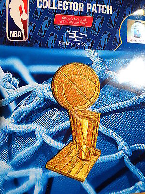 NBA The National Basketball Association Trophy Patch