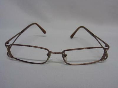 WOMENS VERSACE EYEGLASS Frames MOD 1091-B Copper 52-15 135 Made in ...