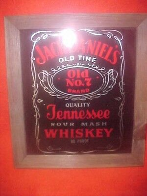 Jack Daniel's Old No. 7 Mirror