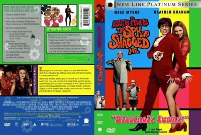Austin Powers Spy Who Shagged Me Widescreen Edition Dvd Mike Myers