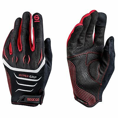 Sparco Hypergrip PC / Computer Game / Gaming / Gamer Play Gloves