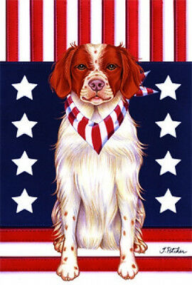 Large Indoor/Outdoor Patriot (TP) Flag - Brittany 75071