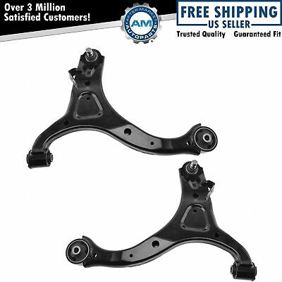 Control Arm & Ball Joint Front Lower Kit Pair Set of 2 for Sante Fe Sorento New