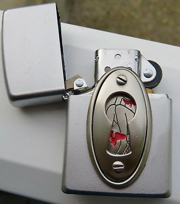 Collectable Zippo Key Hole Emblem Lighter New Never Used Mint Condition!!!